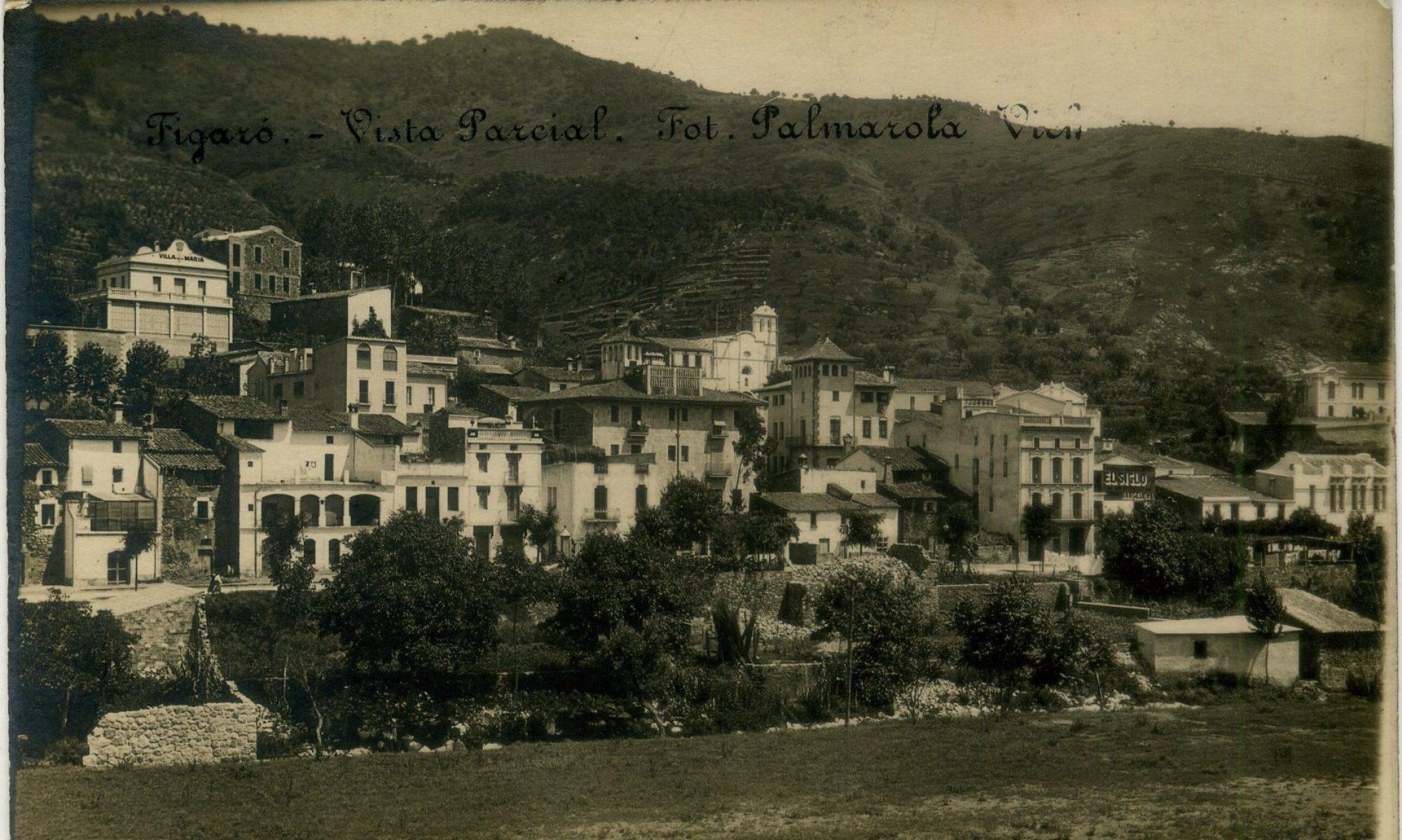 FIgaró memorial